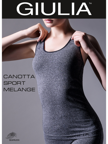 Майка Canotta Sport Melange 01 Giulia