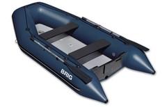 Надувная лодка BRIG D300W