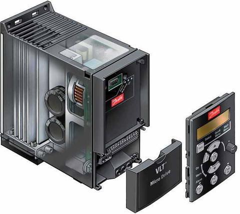 Частотный преобразователь Danfoss VLT Micro Drive FC 51 15 кВт (380В, 3 ф) 132F0059