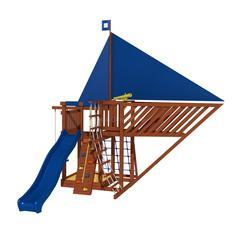 Детская площадка Кораблик