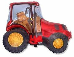 F Мини фигура Трактор (красный) / Tractor (14