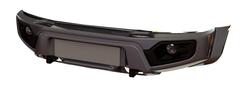 Бампер АВС-Дизайн передний UAZ Патриот/Пикап/Карго 2005+ лифт (с оптикой)(под покраску)
