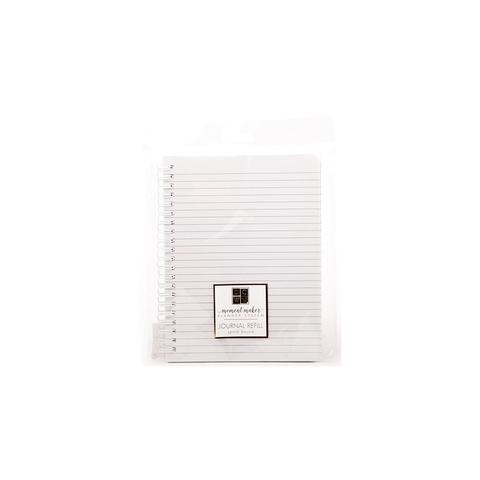 Внутренний блок на пружине Planner System Designer Spiral Notebook -14х19см/50л