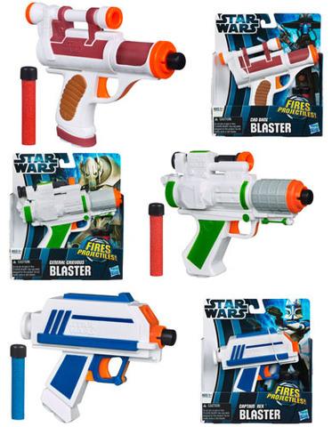 Star Wars Action Blasters