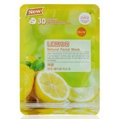 Маска с экстрактом лимона BELOV