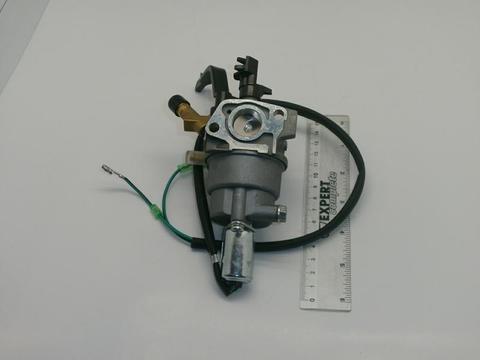 Карбюратор DDE двигателя 168FD DPPG2801E HONDA ГАЗ/БЕНЗИН для генератора  с электрома (25.131000.29)