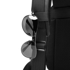 Рюкзак однолямочный Bange BG7213 чёрный