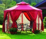Шатер садовый Gexagon Red 3.5 x 3.5