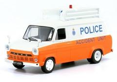 Ford Transit MK1 Accidence Unit UK 1:43 DeAgostini World's Police Car #26