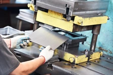 Пример СЗЗ для производства металлоштамповки