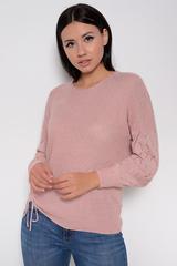 <p>Пуловер с люрексом- актуальная модель осень 2020.Идеальный женственный вариант на каждый день!&nbsp;</p> <p>(Один размер: 44-50)</p>