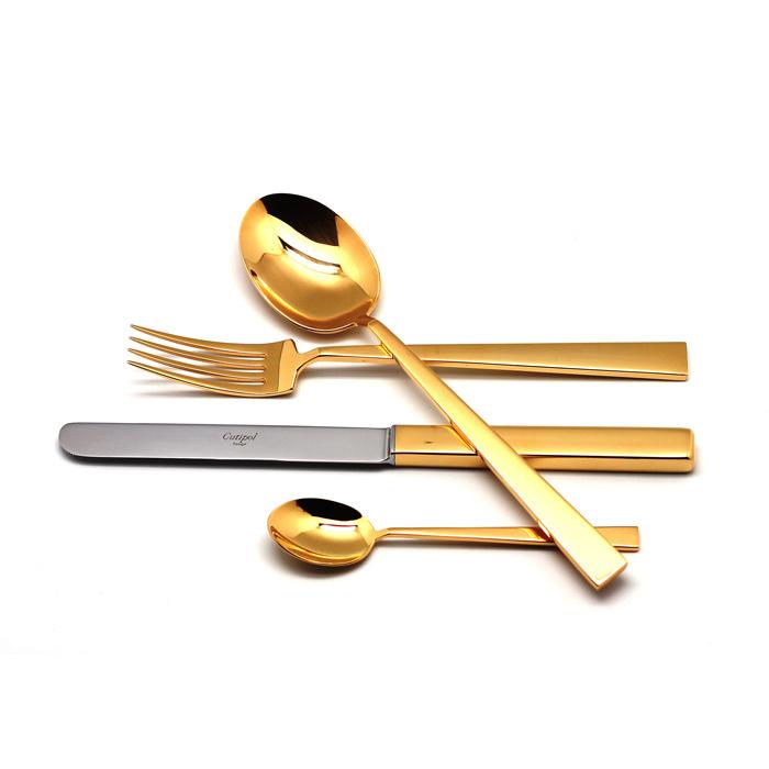 Набор полированный 24 пр BAUHAUS GOLD, артикул 9321, производитель - Cutipol