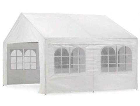 Тент-шатер Green Glade 3054 4х4х3,1/2м полиэстер 2 коробки