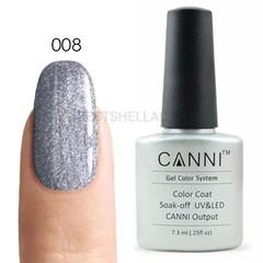 Canni, Гель-лак № 008, 7,3 мл