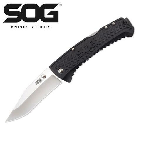 Нож SOG модель TD-1011 CP Traction