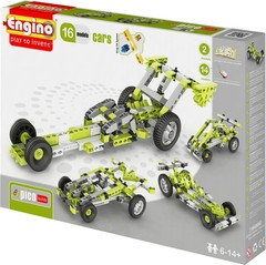 Engino Автомобили - 16 моделей