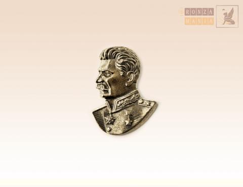 значок Сталин Иосиф Виссарионович