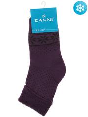 DTRM3604 носки женские. утепленные 25-27 (6шт), цветные