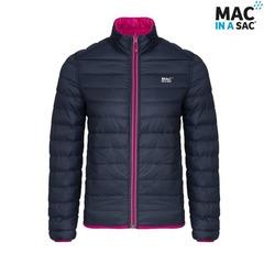 Пуховик Polar down jacket Navy Mac in a Sac