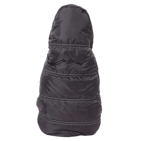 Конверт кокон для новорожденных Lollycottons черный