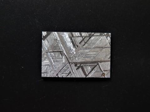 Пластина из метеорита Муононалуста (прямоугольные)