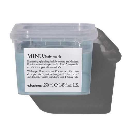 MINU/hair mask - Восстанавливающая маска для окрашенных волос