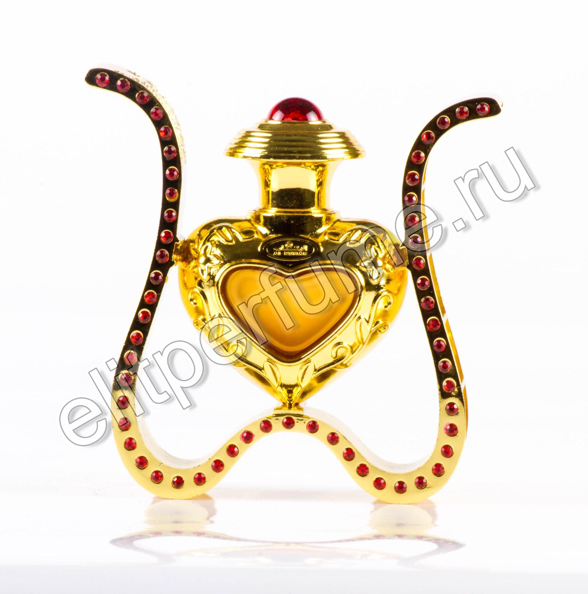 Pearl Al Rehab Heart 15 мл арабские масляные духи от Аль Рехаб Al Rehab