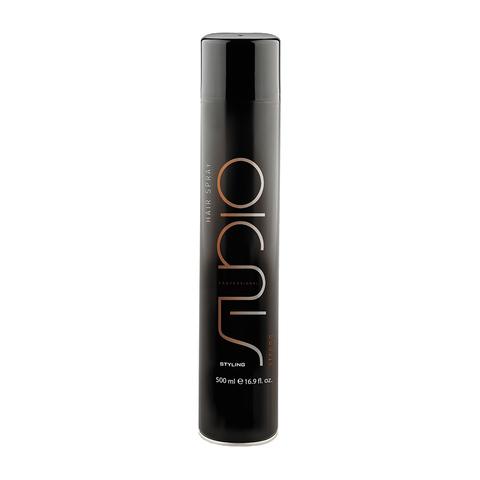 Лак для волос сильной фиксации 500 ml,Kapous Studio