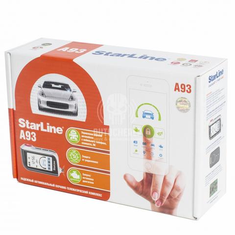 Автоcигнализация StarLine A93