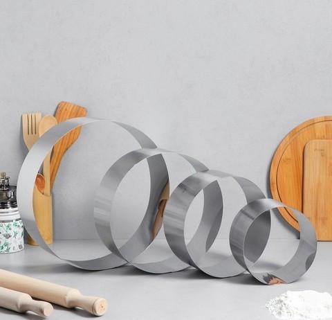 Набор форм для выпечки и выкладки