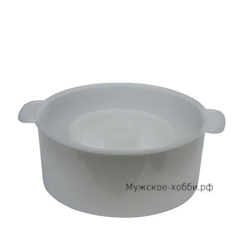 Форма для сыра на 1000 г, с крышкой-поршнем