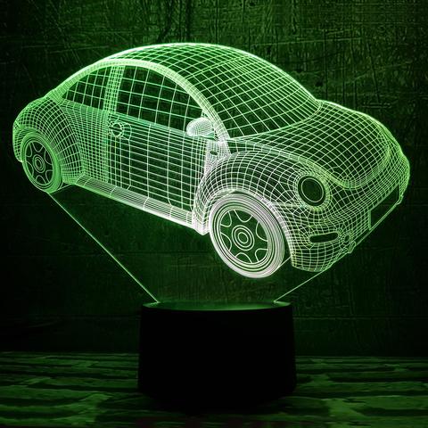 Ночник Volkswagen Beetle 2010