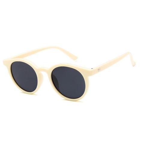 Солнцезащитные очки 5142001s Бежевый - фото