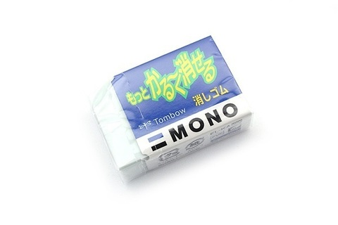 Ластик Tombow Mono More Light Touch