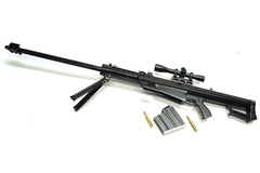 Barret M82A1 scale 1:4