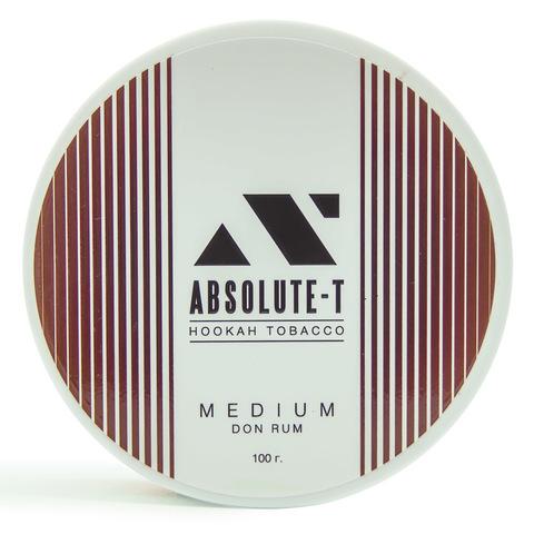 Табак Absolute-T Med Don Rum (Ром) 100 г
