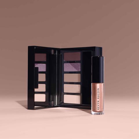 Палетка для макияжа глаз Emphasize Eye Design Palette - As Seen In