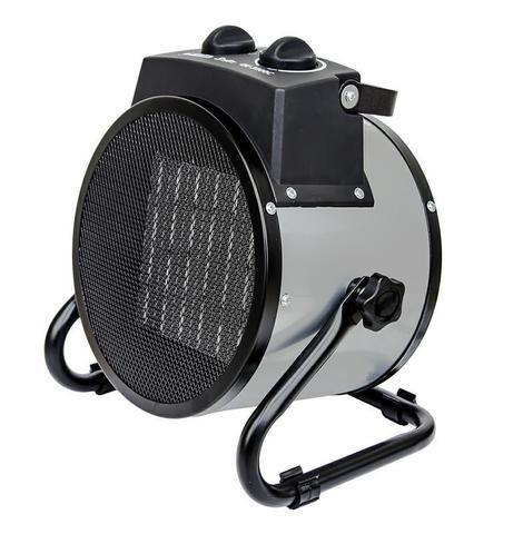 Нагреватель воздуха электрический QUATTRO ELEMENTI  QE-3000C (3кВт, 260 м.куб/ч, 220-240 В (649-233)