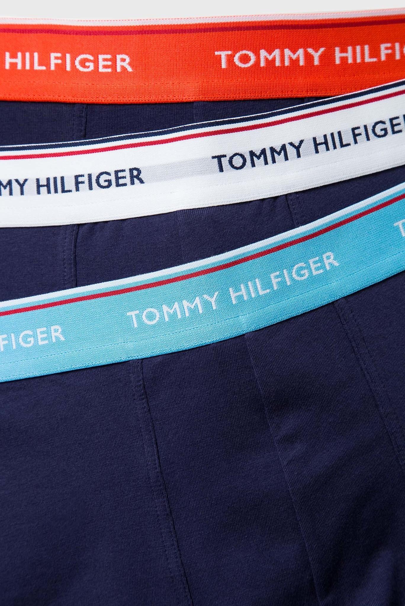 Мужские хлопковые боксеры (3 пары) Tommy Hilfiger