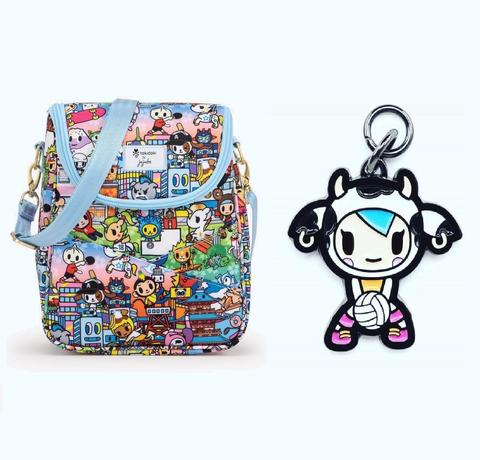 Термосумка JuJuBe Be Cool JuJuBe Tokidoki Team Toki