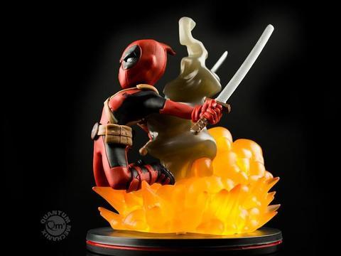 Marvel Q-Fig — Deadpool