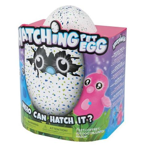 ИНТЕРАКТИВНЫЙ ПИТОМЕЦ HATCHING PET EGG