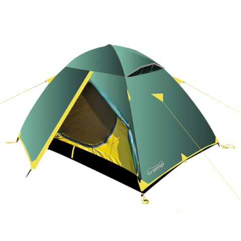 Туристическая палатка Tramp Scout 2 (V2) (2 местная)