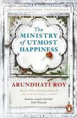 The Ministry of Utmost Happiness (paperback)