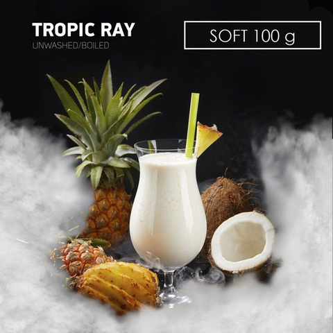 Табак Dark Side 100 г SOFT Tropic Ray