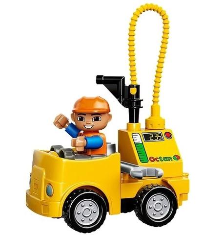 LEGO Duplo: Аэропорт 10590 — Aeroport — Лего Дупло
