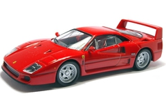 Ferrari F40 red 1:43 Eaglemoss Ferrari Collection #5