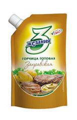 Горчица Заправская  д/п 140гр