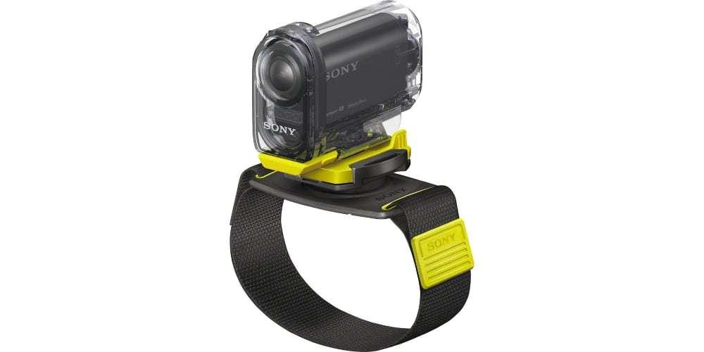 Регулируемый ремешок Sony AKA-WM1 с камерой