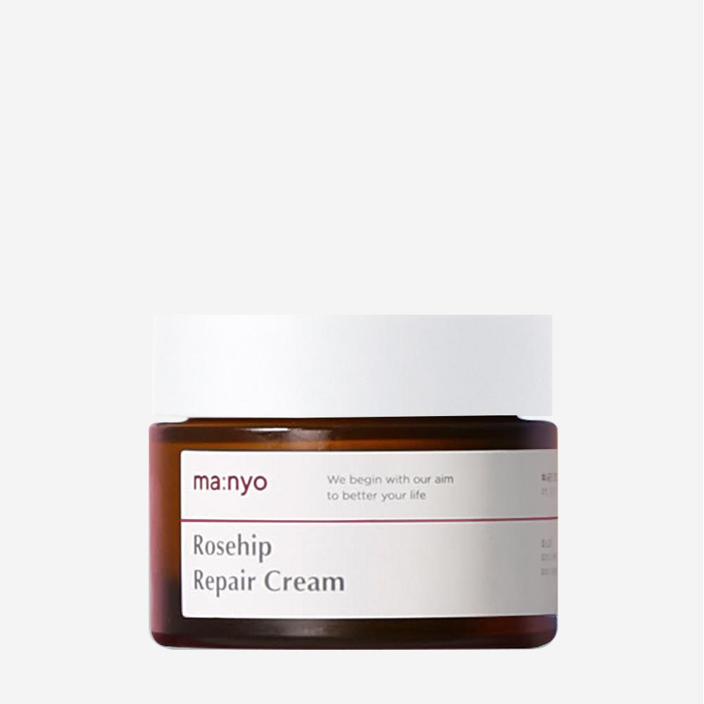 Купить Крем для Лица с Экстрактом Шиповника MANYO FACTORY Natural Treatment Rosehip Cream ОПИСАНИЕ ТОВАРА